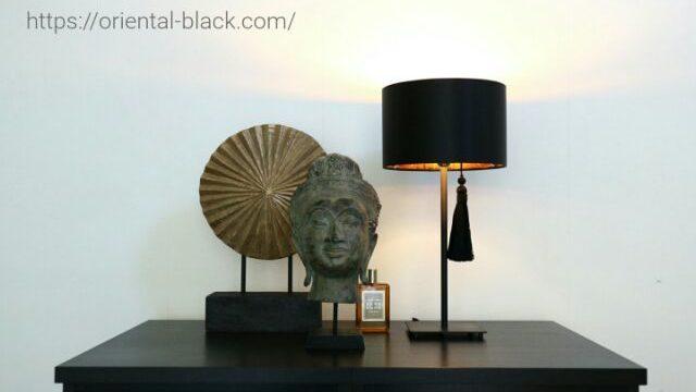 イケアのテーブルランプの画像