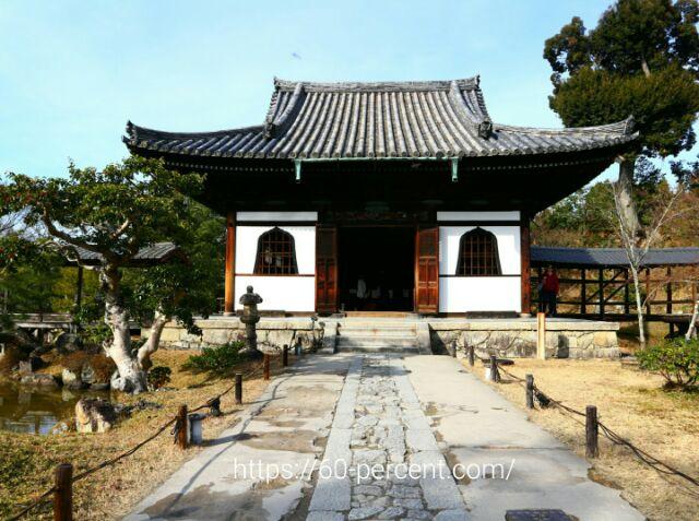 高台寺の開山堂の画像