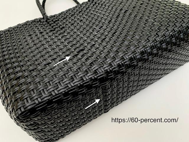 メルカドバッグ?の編み方の画像