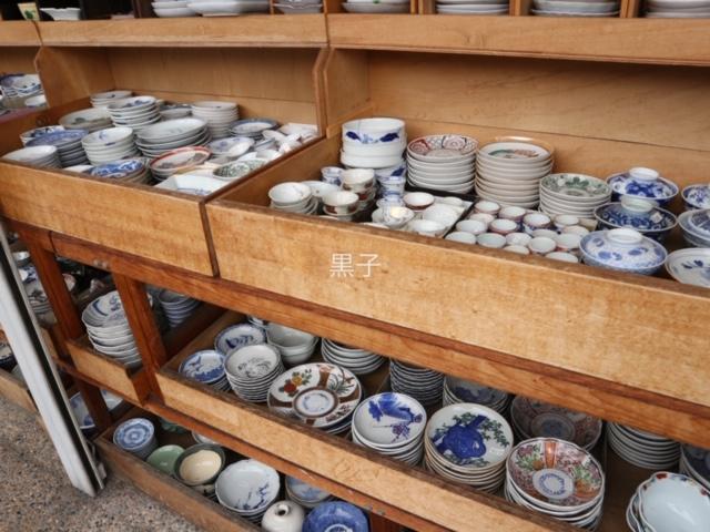 京都の普段使い出来る価格の骨董店の画像