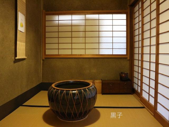 銀閣寺ランチ・聖宙庵の内観の画像