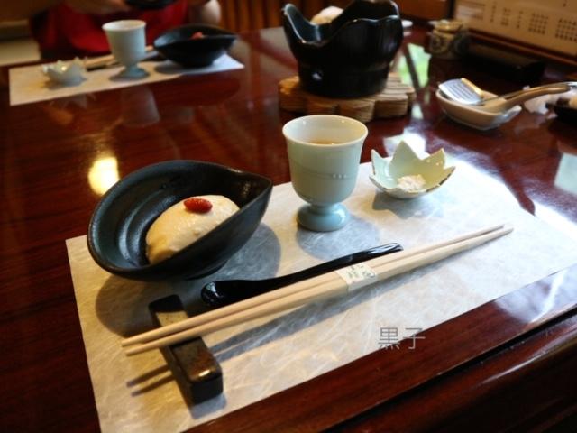 松籟庵のランチの画像