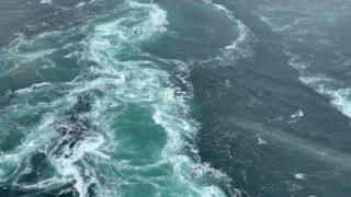 瀬戸の渦潮の画像