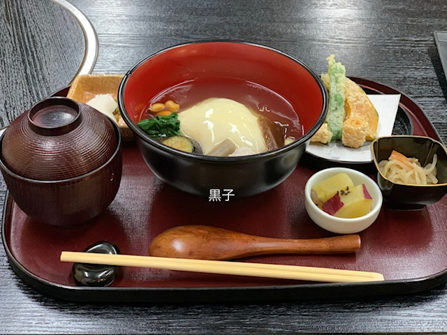桜井屋の湯葉あんかけ丼の画像