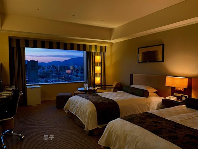京都ホテルオークラの室内画像