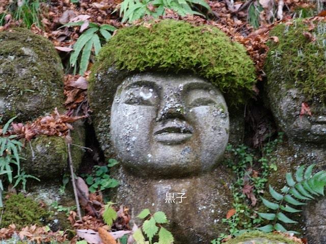 愛宕念仏寺のお気に入りの羅漢の画像