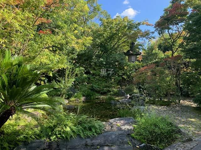 THE SODOH東山の中庭の画像