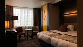 ザロイヤルパークホテルアイコニック大阪御堂筋の室内の画像