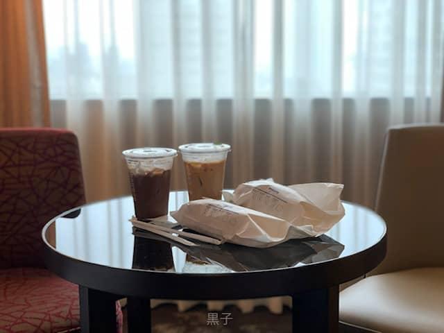 ザロイヤルパークホテルアイコニック大阪御堂筋のドトールコーヒーの画像